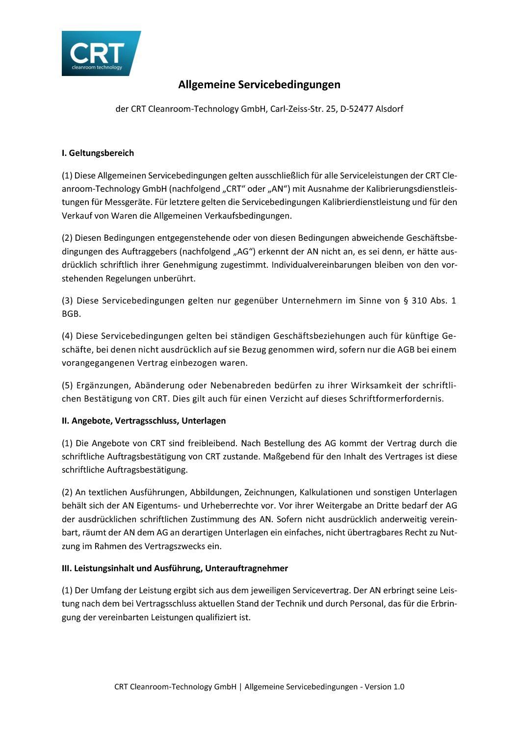 Gemütlich Servicevertrag Vorlage Kostenlos Galerie - Beispiel ...